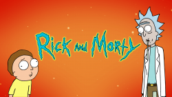 Wallpaper Hd Rick And Morty 32